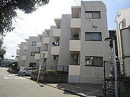大倉山ビューハイツ[102号室]の外観