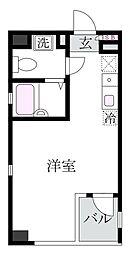 エテルノ荻窪[4階]の間取り
