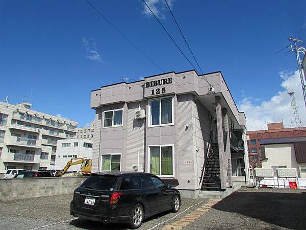 BIBURE125 2階の賃貸【北海道 / 旭川市】