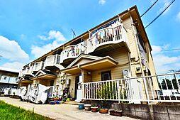 [テラスハウス] 埼玉県越谷市蒲生西町1丁目 の賃貸【/】の外観