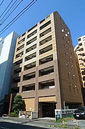 プラウディア新横浜[502号室]の外観