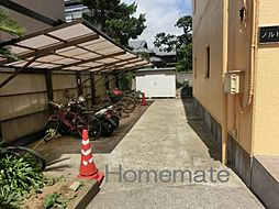 千葉県船橋市田喜野井6丁目の賃貸マンションの外観