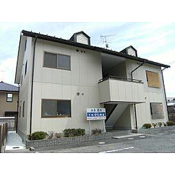 滋賀県守山市小島町の賃貸アパートの外観