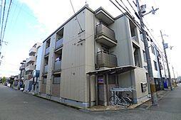 兵庫県加古川市平岡町新在家1丁目の賃貸マンションの外観