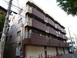 吉本ハイツ[4階]の外観