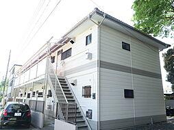 埼玉県さいたま市浦和区元町1丁目の賃貸アパートの外観