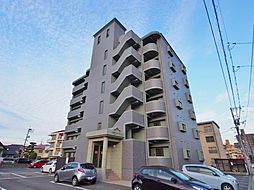 広島県広島市安佐南区中須2の賃貸マンションの外観