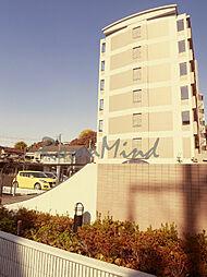 神奈川県横浜市保土ケ谷区保土ケ谷町1丁目の賃貸マンションの外観