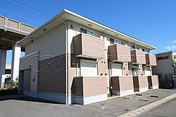 ユニベール神戸[105号室]の外観