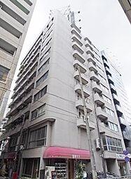 東京都豊島区東池袋3丁目の賃貸マンションの外観