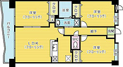 アヌビアス紫川[403号室]の外観