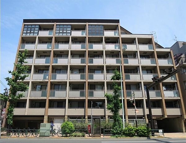 東京都目黒区目黒4丁目の賃貸マンションの画像