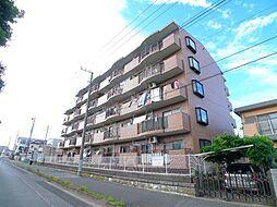千葉県松戸市六高台7丁目の賃貸マンションの外観