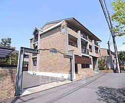 京都府京都市伏見区深草大亀谷内膳町の賃貸マンションの外観