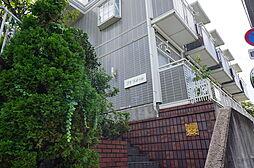 大阪府吹田市千里山東1丁目の賃貸アパートの外観