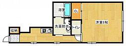 FSビル[2階]の間取り