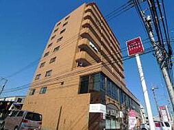 愛媛県松山市空港通7丁目の賃貸マンションの外観