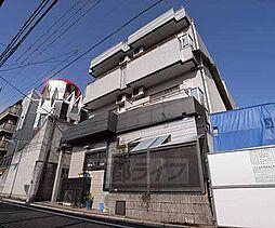 京都府京都市上京区安楽小路町の賃貸マンションの外観