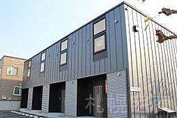 [テラスハウス] 北海道札幌市東区北三十三条東7丁目 の賃貸【/】の外観