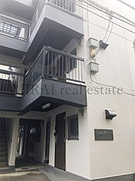 神奈川県横浜市神奈川区沢渡の賃貸マンションの外観