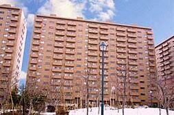SタウンB棟[2階]の外観
