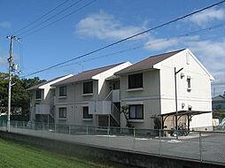 セジュール青山[202号室]の外観