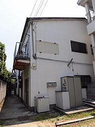 大阪府堺市美原区菩提の賃貸アパートの外観