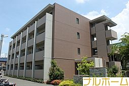 大阪府大阪市平野区瓜破西2丁目の賃貸マンションの外観