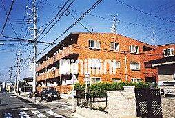第2グリーンマンションハットリ[1階]の外観