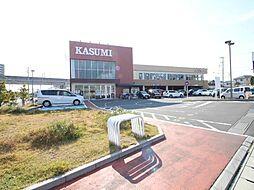 GRANDIR KASHIWATANAKA F棟[1階]の外観