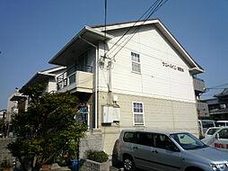サニーハイム南茨木[1階]の外観