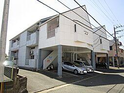 福岡県福岡市東区松崎3丁目の賃貸アパートの外観