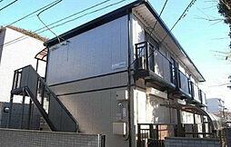 東京都板橋区前野町6丁目の賃貸アパートの外観