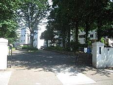 東久留米市立西中学校まで1047m、東久留米市立西中学校まで徒歩約13分。