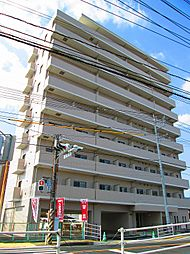 広島県東広島市西条土与丸2丁目の賃貸マンションの外観
