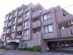 ライオンズマンション新越谷[3階]の外観