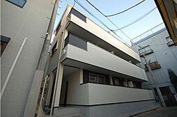 東京都足立区梅島2丁目の賃貸アパートの外観