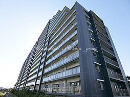神奈川県茅ヶ崎市矢畑の賃貸マンションの外観
