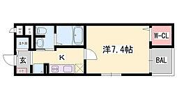 東姫路駅 5.3万円