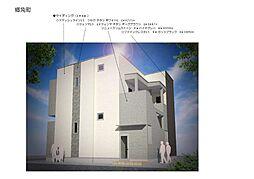 仮)大阪市旭区清水四丁目SKHコーポ[2階]の外観