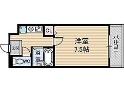 フォルシア・エム[2階]の間取り