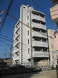 KマンションJIN[202号室]の外観