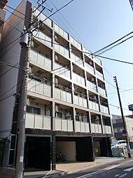 プレールドゥーク横浜WEST[3階]の外観