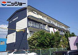 ハイツYAMANI[1階]の外観