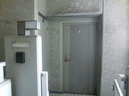 パラツィーナ小阪[201号室]の外観