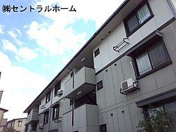 燦コーポB棟[1階]の外観