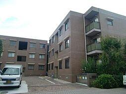 神奈川県茅ヶ崎市松が丘1丁目の賃貸マンションの外観