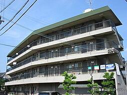 大阪府東大阪市吉田8丁目の賃貸マンションの外観