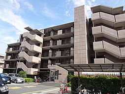 埼玉県草加市松江1丁目の賃貸マンションの外観