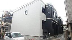 大阪府大阪市港区市岡3丁目の賃貸アパートの外観